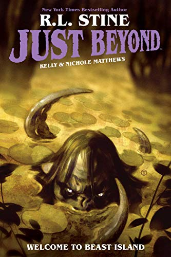 Just Beyond: Welcome to Beast Island OGN SC (Book 3)