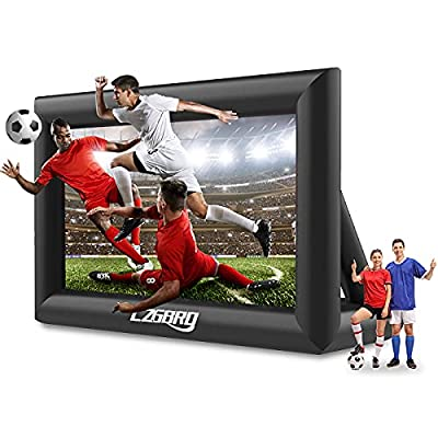 Amazon Promo Code for Movie Screen  Inflatable Projector Screen 20FT Blow 19102021040940