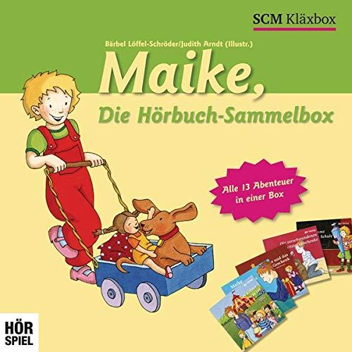 Maike: Die Hörbuch-Sammelbox