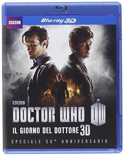 Doctor Who - Il giorno del Dottore(3D) (speciale 50° anniversario);Doctor Who (Tv Series);Doctor Who - Il giorno del Dottore