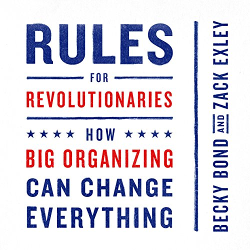 Couverture de Rules for Revolutionaries