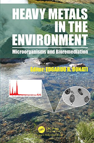 Heavy Metals in the Environment: Microorganisms and Bioremediation (English Edition)