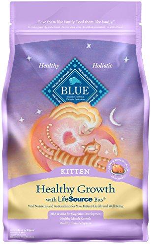 Blue Buffalo Healthy Growth Natural Kitten Food