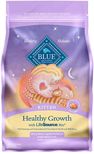Blue Buffalo Healthy Growth Kitten Food Reviews