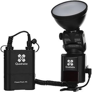 Quadralite Reporter 360 - Kit de Flash TTL para Nikon AD360II TTL