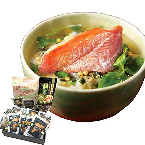 【高級 ギフト】高級お茶漬けセット 全種類20食入り(お茶漬け専用茶付き)