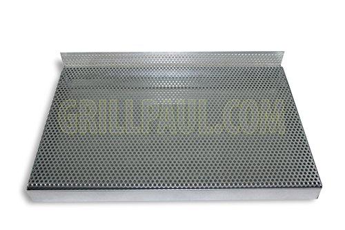 Aschekasten + Kohlerost für einen 60 x 40 cm Grillkamin Grill Rost Kamingrill