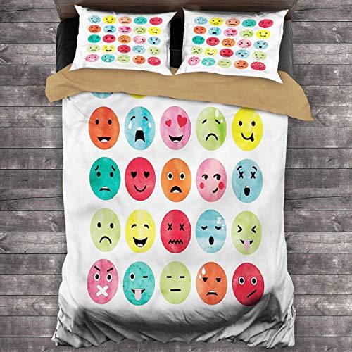 Edredón Emojis marca LanQiao