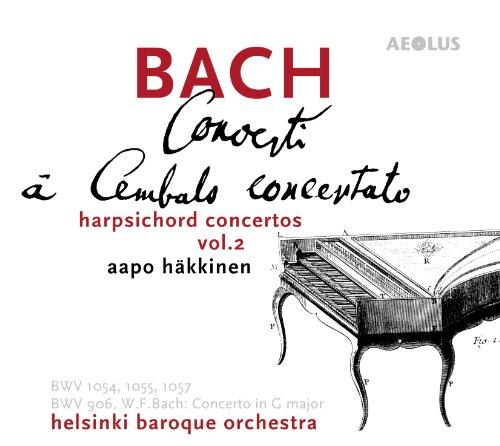 Harpsichord Concertos Vol