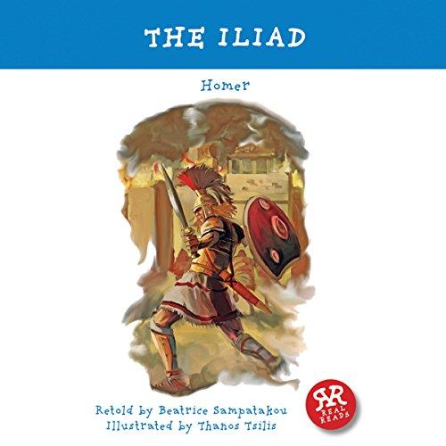 The Iliad (Adaptation) cover art