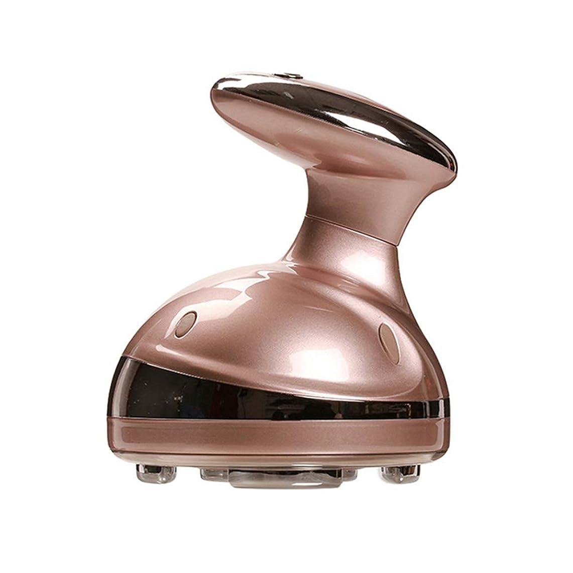 ダニ人口馬鹿超音波キャビテーションボディスリミングマッサージャー減量抗セルライト脂肪バーナーガルバニック赤外線EMS RF振動機,A
