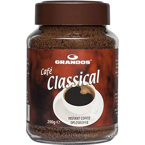 Grandos Café Classical Instant Kaffee 200G