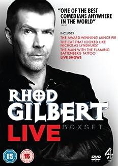 Rhod Gilbert - Live Collection 1 - 3