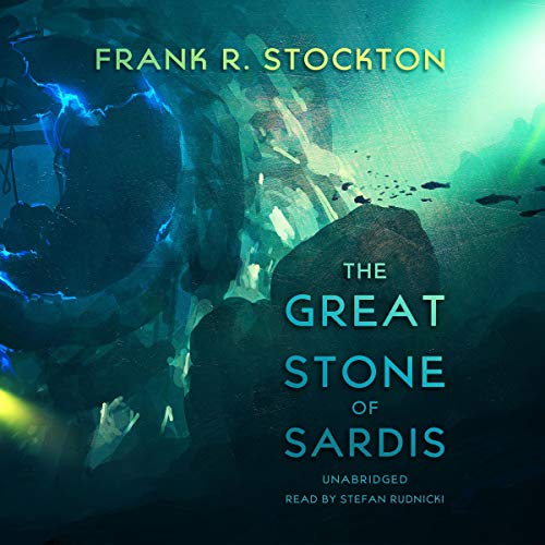The Great Stone of Sardis audiobook cover art