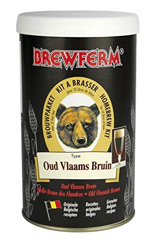 Brewferm Malto amaricato Old Flemish Brown kg. 1,5 - Enologia Malti