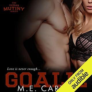 Goalie audiobook cover art
