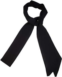 d60e9431efa RongShi Señoras Gargantilla Pañuelo delgado De las mujeres Fino largo  Bufanda de cuello Corbata Arco Gasa