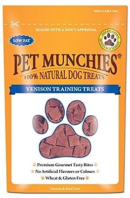 Pet Munchies Training Treats Venison, 50 g