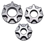 AUMEL M14 M16 M10 Chainsaw Gear Set for Angle Grinder Gear Chainsaw Tool Part