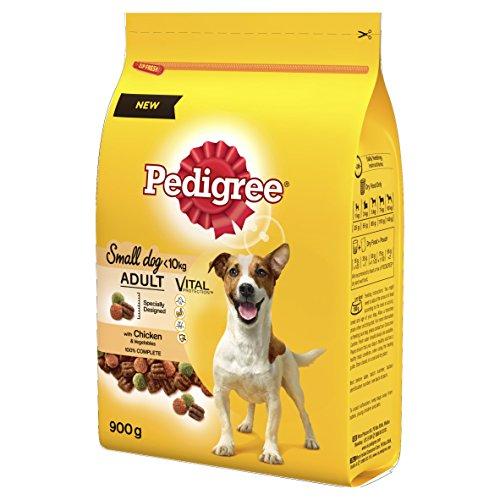 PEDIGREE Trockenfutter für ausgewachsene Hunde 1+ mit Rindfleisch und Gemüse