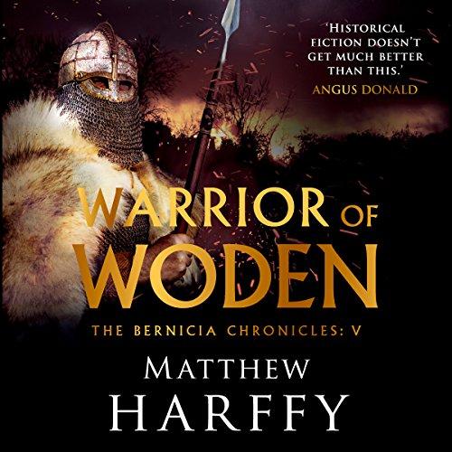 Warrior of Woden cover art