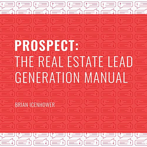 Prospect: The Real Estate Lead Generation Manual audiobook cover art