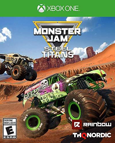 Monster Jam Steel Titans for Xbox One [USA]