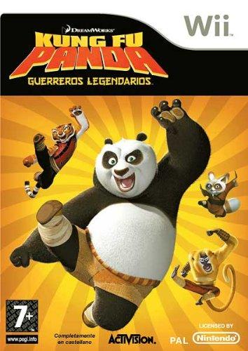 Kung Fu Panda Guerreros Legendarios