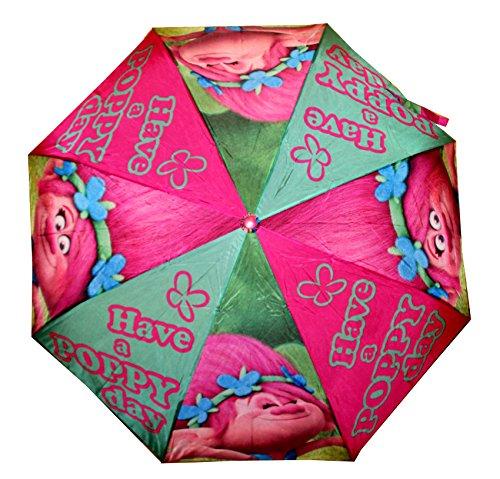 Disney–Trolls Paraguas Plegable, tr17038