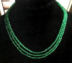 emerald strand necklace