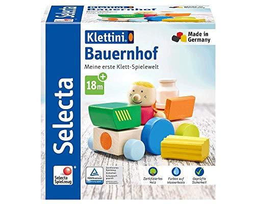 Selecta 62076 Klettini, Bauernhof,...