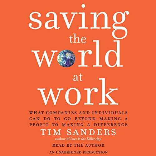 Saving the World at Work cover art