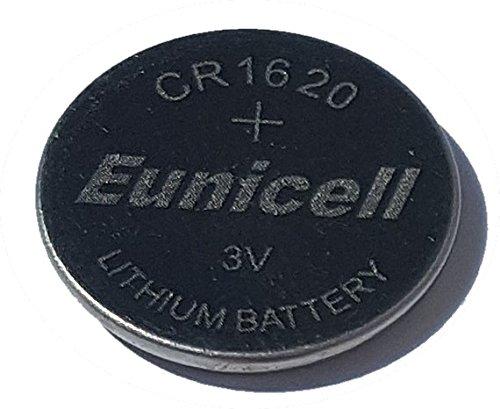 10X CR16203V batteria a bottone al litio 70mAh senza marchio ware eunicell