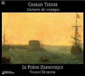 Tessier: Carnets de voyages