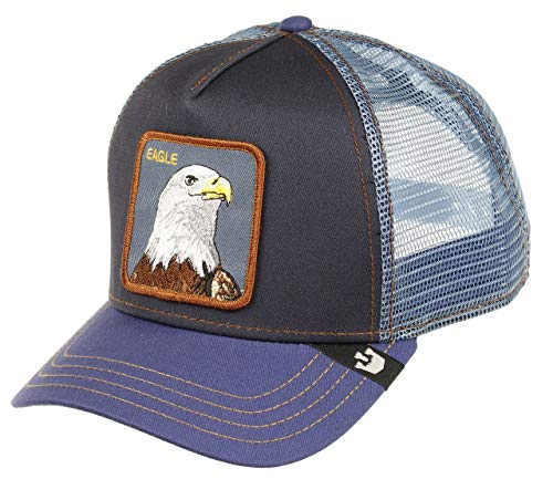Goorin Bros. Trucker Cap Flying Eagle Dunkelblau, Size:ONE Size