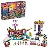 LEGO Friends - Muelle de la Diversión de Heartlake City Nuevo set de construcción con Barco Pirata de juguete y...