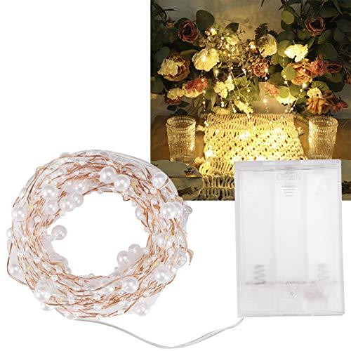 Hozee Decoración de Cadena de luz, lámpara Decorativa de Hadas, para el hogar del Dormitorio