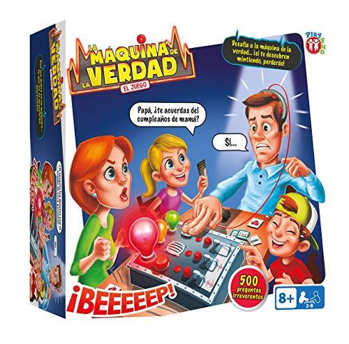 IMC Toys - Play Fun, La Máquina de la Verdad en Español, (96967)