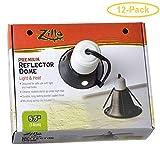 Zilla Premium Reflector Dome - Light & Heat 5.5' - Pack of 12