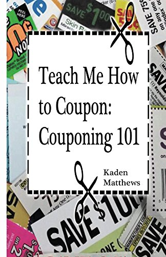 Teach Me How to Coupon: Couponing 101