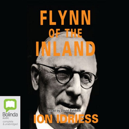 Flynn of the Inland audiobook cover art
