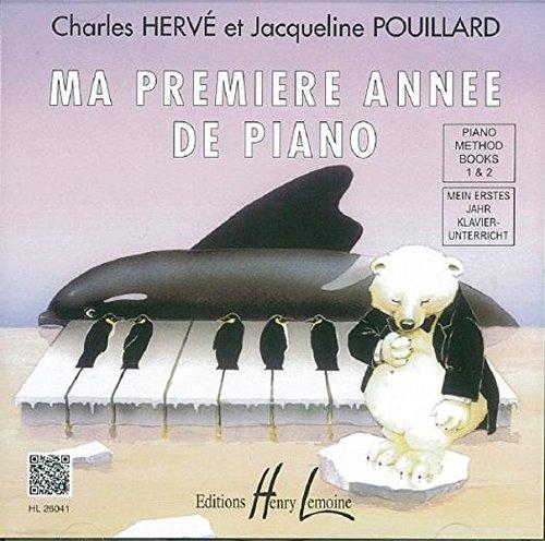 Mein erstes Jahr Klavierunterricht - Begleit-CD