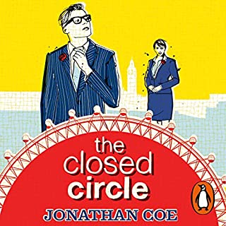 The Closed Circle cover art