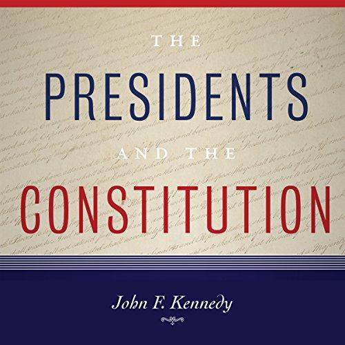 John F. Kennedy audiobook cover art