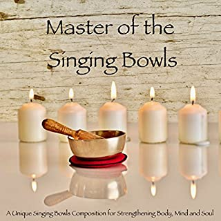 Master of the Singing Bowls audiobook cover art
