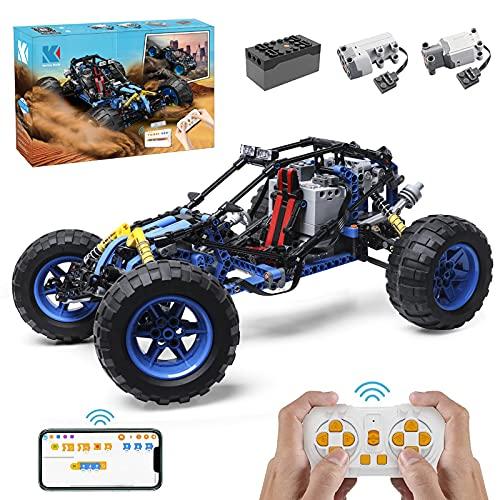 Ferngesteuertes Auto Baustein Spielzeug, Offroad-Spielzeugs Auto