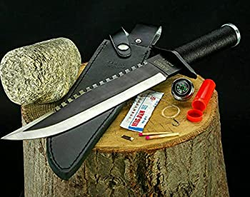 Rambo Survival Knife First Blood Part 2 With Pouch & Original Box - Read Details