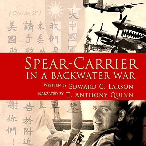 Spear-Carrier in a Backwater War audiobook cover art