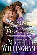 A Viking for the Viscountess: A Viking Time Travel Romance (A Most Peculiar Season Book 1)