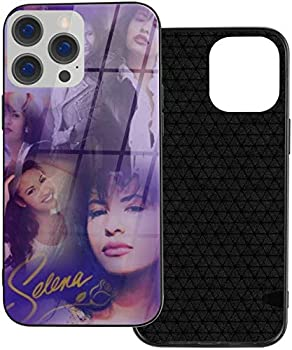 SelenaQuintanilla Pop Rock Dreaming of You Case for iPhone 12 Mini Pro Max Anti-Drop Protevtive  TPU+Glass  Phone Shell with Full Body Protection for Women Men